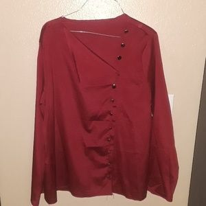 Blouse women's fashion